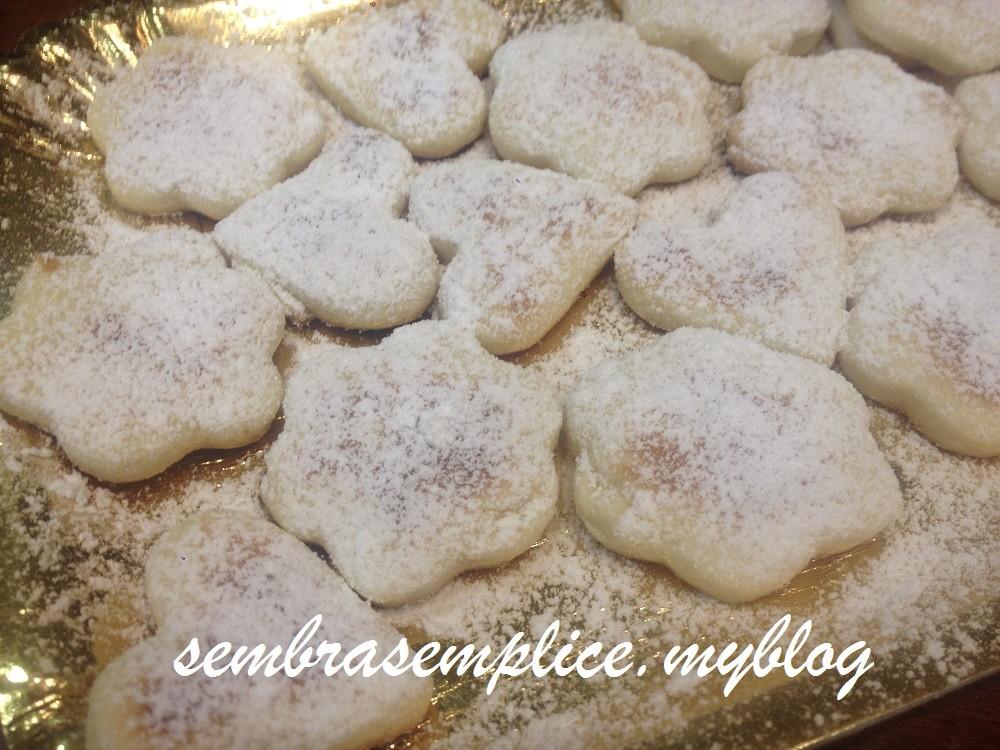 Super Biscotti con soli albumi e zucchero di canna…cotti in padella  LZ93